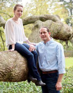 Lucy and Craig Kessler Web Designer Columbia SC